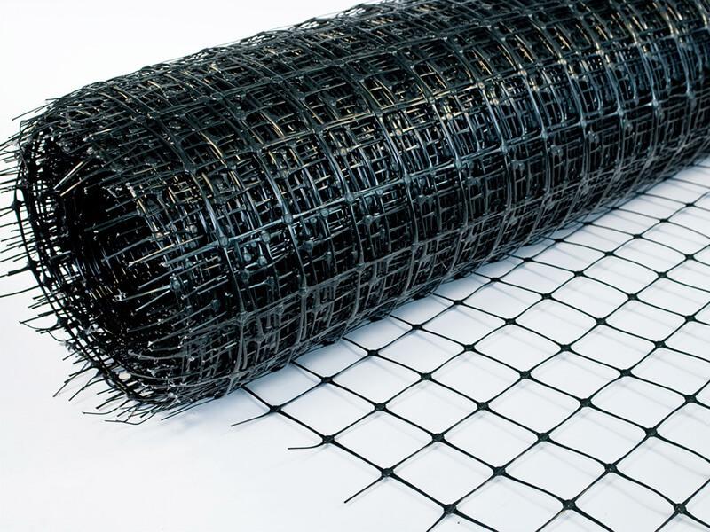 Полипропиленовая сетка для стяжки