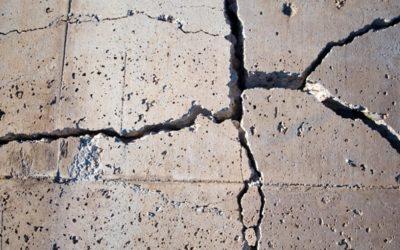Как ремонтировать бетонные полы