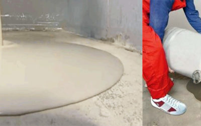 Выравнивание бетонных полов