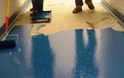 Как выбрать правильную краску для бетонного пола