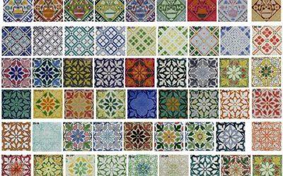 Виды текстур напольной плитки
