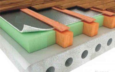 Как утеплять бетонный пол в частном доме