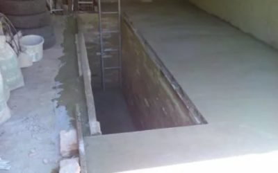 Технология создания стяжки пола в гараже