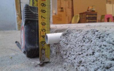 Оптимальная толщина стяжки для теплого пола в мм