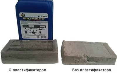 Пластификаторы для стяжки: свойства и назначение