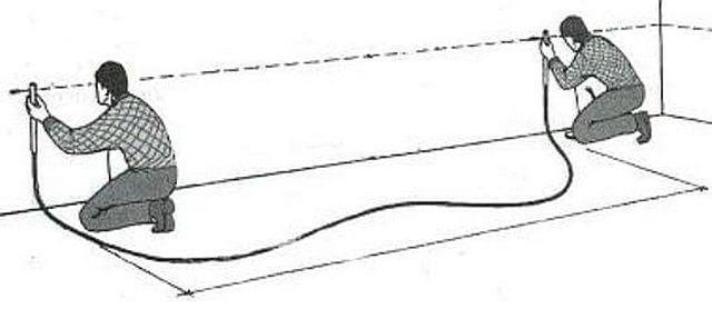 Определение нулевой линии